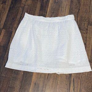Loft Skirt Sz XL